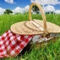 Пикник кошелка - Picnic basket