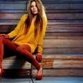 Стильная девушка - Stylish Girl