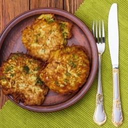 Деруны - Potato pancakes