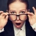 Женщина в очках - Woman with glasses