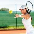 Теннесистка - Tennis