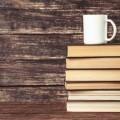 Чашка и книги - Cup and books