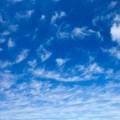 Небо с облаками - Sky with clouds