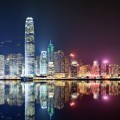 Ночной Сянган - Night Hong Kong