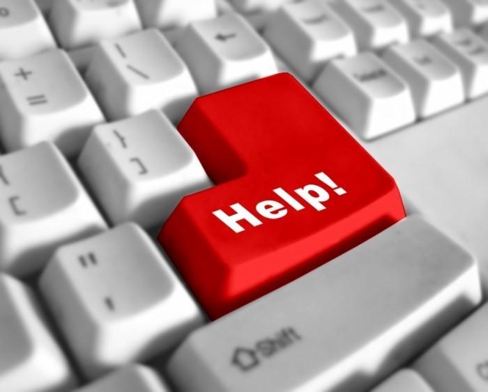 Fotolia 63639 M 700x563 Кнопка Help   Help Button