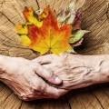 Пожилые руки - Older hands