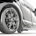 Серое авто - Grey cars