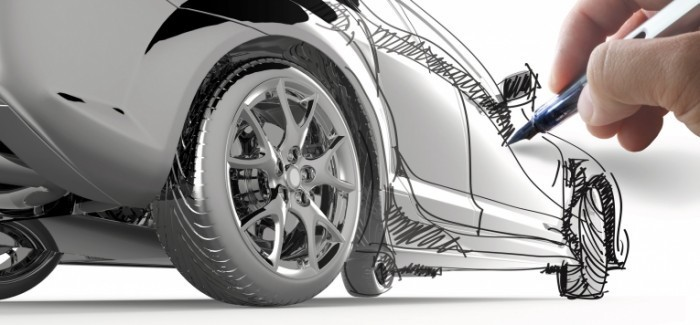 photodune 2691025 700x325 Серое авто   Grey cars