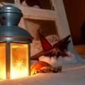 Рождественский фонарь - Christmas lights