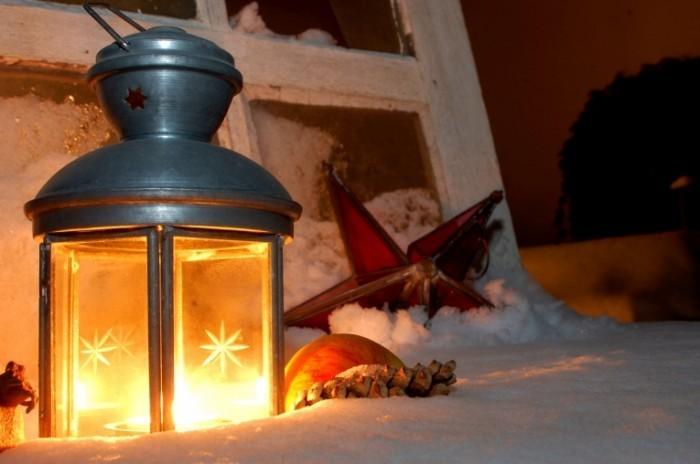 stefan k  rber   fotolia.com  700x464 Рождественский фонарь   Christmas lights