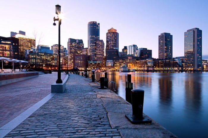 2014 07 02 boston bastos fotolia 700x466 Улица Бостона   Street Boston