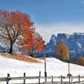 Зимние горы - Winter mountains