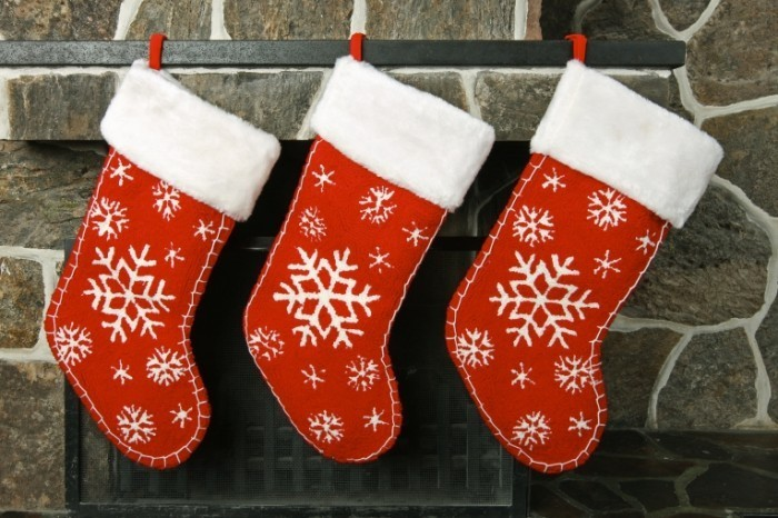 Dollarphotoclub 10006279 700x466 Рождественские носки   Christmas socks