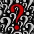 Знак вопроса - Question mark