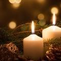Рождественские свечи - Christmas candles