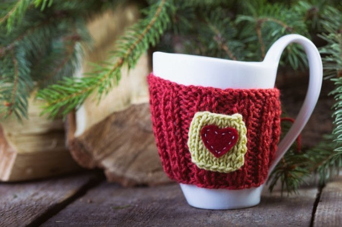 Dollarphotoclub 71198740 700x466 Рождественская чашка   Christmas cup