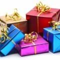 Яркие подарки - Bright gifts