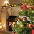 Елка с игрушками - Christmas tree with toys