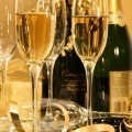 Шампанское в бокалах - Champagne in glasses