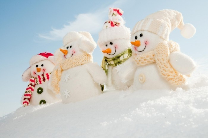 Fotolia 26381856 Subscription L 700x464 Снеговики   Snowman