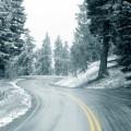 Снежная дорога - Snowy road