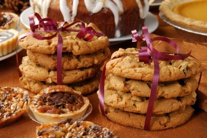 Fotolia 27639570 M XmasCookies 700x468 Шоколадное печенье   Chocolate cookies