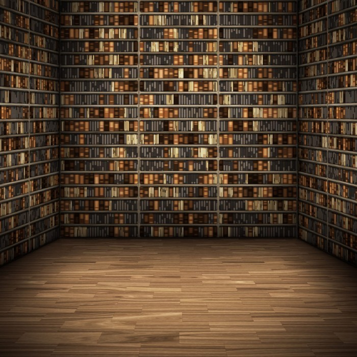 Fotolia 29451129 Subscription Monthly XXL 700x700 Комната из книг   Room of the books