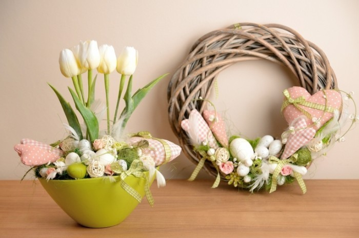 Fotolia 49852629 Subscription Monthly M 700x464 Декор с тюльпанами   Decor with tulips