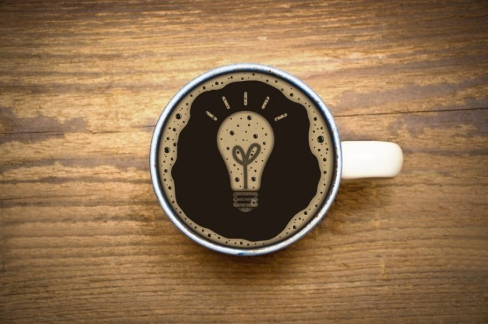 Fotolia 51796457 Subscription Monthly M 700x464 Кофе с лампой   Coffee with lamp