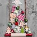 Рождественская декорация - Christmas decoration