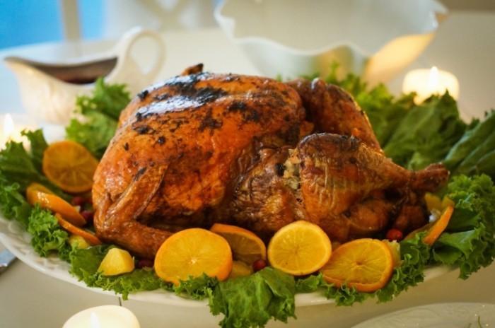 Fotolia 59521012 M 700x464 Запеченная курица   Baked chicken