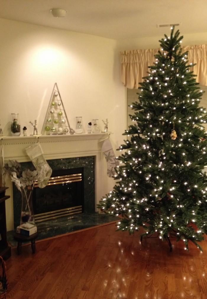 IMG 9683 700x1012 Украшенная елка   Decorated Christmas Tree