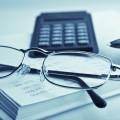 Очки и калькулятор - Glasses and calculator