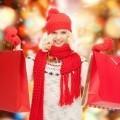 Девушка на шопинге - Girl on shopping