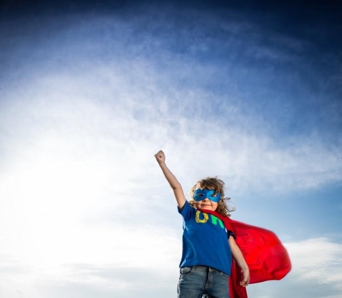 rsz shutterstock 139773457 700x609 Мальчик супермен   Boy superman