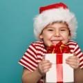 Мальчик с подарком - Boy with a gift