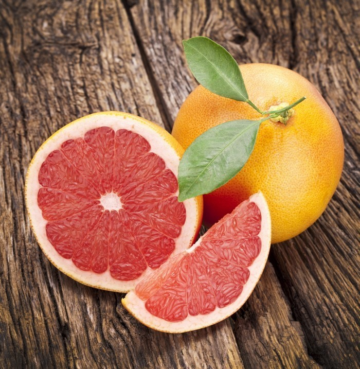 shutterstock 120711928 700x717 Грейпфрут   Grapefruit