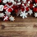 Новогодний фон - Christmas background