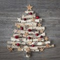 Елка из дерева - Christmas tree made of wood