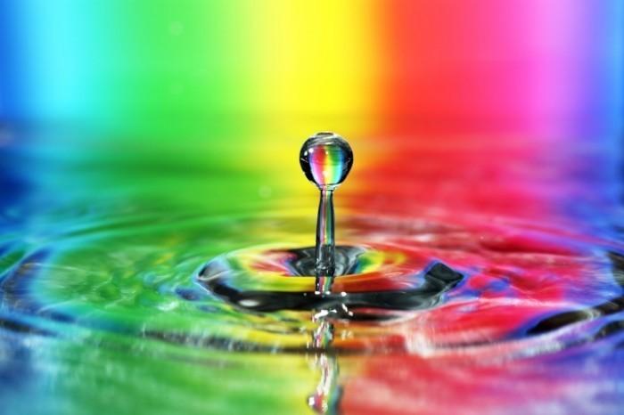shutterstock 58148260 700x466 Капля воды   Water drop