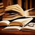 Книги и очки - Books and glasses