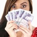 Девушка с деньгами - Girl with money
