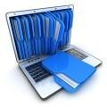 Ноутбук с архивом - Laptop archive