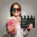 Девочка с попкорном - Girl with popcorn