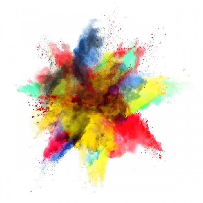 Dollarphotoclub 61775889 700x700 Брызги красок   Spray paints
