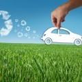 Авто на траве - Cars on the grass