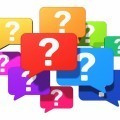 Знаки вопросов - Question mark