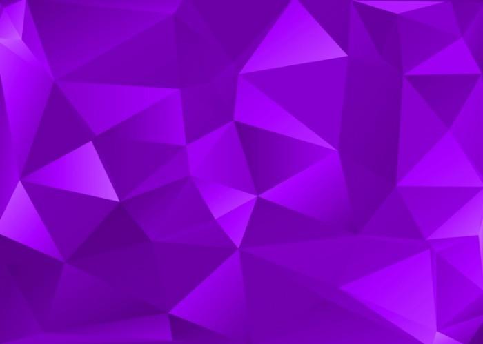 purple polygon 700x499 Сиреневый полигон   Lilac polygon