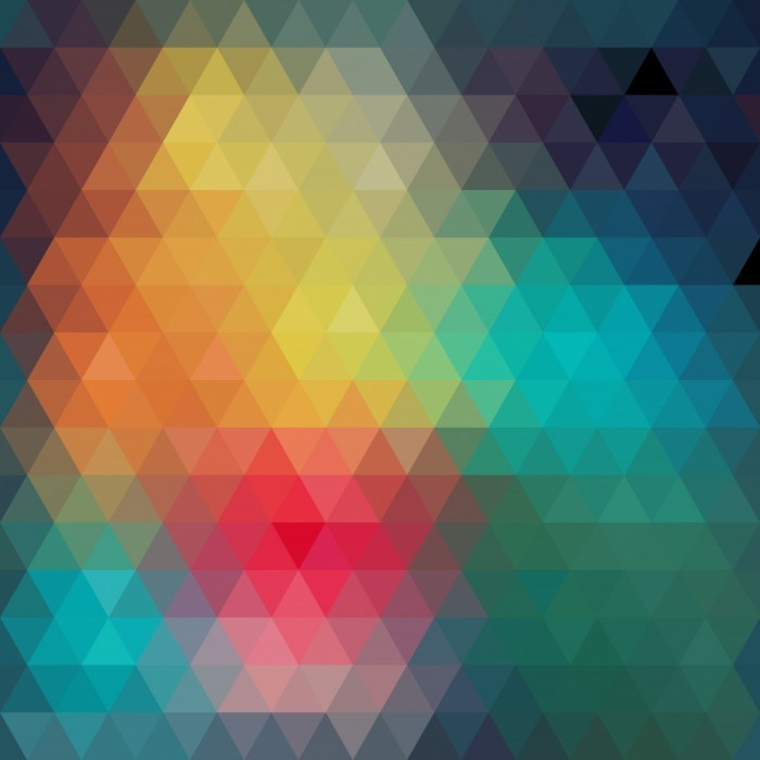 triangles background firestock 21012015 700x700 Фон из треугольников   Background of triangles