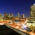 Город в огнях - City lights